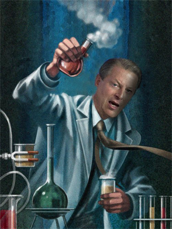 POLL: What does Al Gore regret most about inventing the Internet?