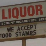 The Sweet Taste of Control: Why Americans Love Food Stamps