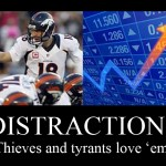 Fiat Bread and Football Circuses in Romans 1 America