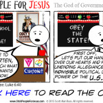 """The God of Government """"Education"""""""