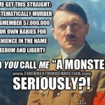 51,000,003 reasons why America owes Nazi Germany an apology.
