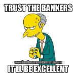 Bankers to Laughing Greek Public: You can trust us! Really!