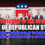 Welcome to the 2016 Parade of Republican Statists