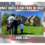"""What does a """"culture of death"""" look like and how do we change it?"""
