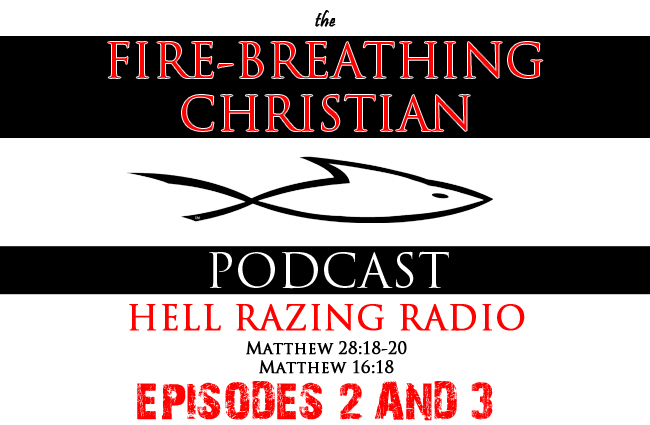FBC Podcast Episodes 2 & 3