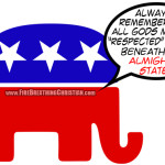 """Beyond Debate: The never-ending """"conservative"""" pitch for Statism (A biblical review of Round 1 of the GOP """"debate"""" – Fire Breathing Christian Podcast Episode 6)"""