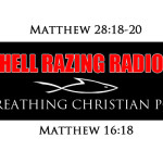 The Fire Breathing Christian Podcast is now on iTunes