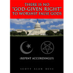 """""""There is no 'God-given right' to worship false gods"""" book released."""