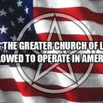 """Should """"The Greater Church of Lucifer"""" be allowed to operate in America?"""
