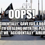 """Oops, we """"accidentally"""" gave ISIS a boatload of Toyotas."""