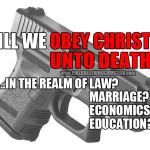 "Pagan Goes Christian Hunting in Oregon ""Gun Free"" Zone"