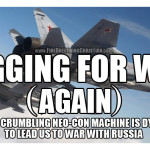 """Begging For War (Again): Russian jet shot down by """"accomplices of terrorists""""."""