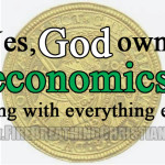 """The fiction of U.S. """"free markets"""" and why they can't last in God's creation."""
