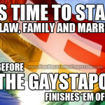 The opportunity to stand for law, marriage, and family RIGHT NOW in Tennessee.