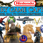 Every Game Captive: The Christian Call to Christ-Centered Gaming (Part 1)