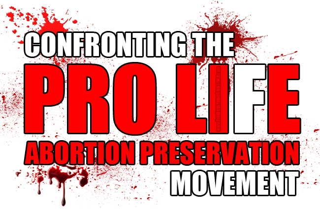 """Why are """"Pro-Life"""" leaders preserving abortion in Oklahoma?"""