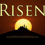 Risen. Ruling. Right now.