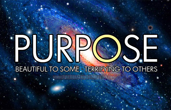 Yes, everything is purposeful. And that shouldn't necessarily make you comfortable.