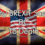 Why Brexit Scares DC To Death (And why that's a beautiful thing)