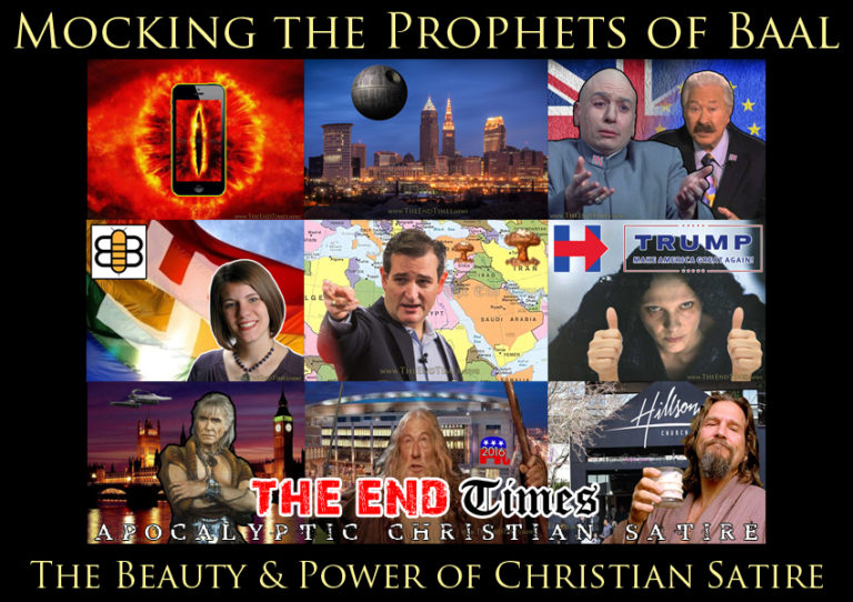 Mocking The Prophets Of Baal: The Beauty And Power Of Christian Satire (And Why So Many People Hate It)