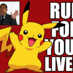 Pikachu!!! RUN FOR YOUR LIVES! (Or: When Christians are terrified by Pokemon, you know we're in serious trouble.)