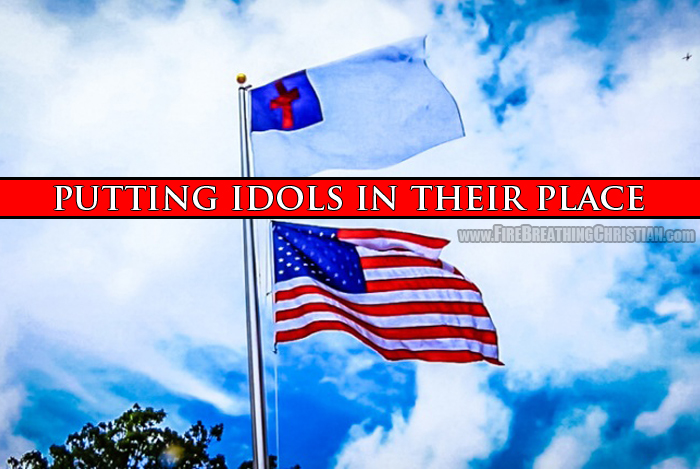 Want to actually save America? Stop fearing Hillary and start fearing the Lord.
