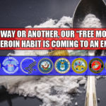 """One Way Or Another, Our """"Free Money"""" Heroin Habit Is Coming To An End"""