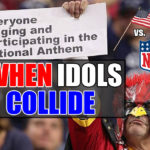 When Idols Collide: What is God showing us by pitting two American idols against one another?