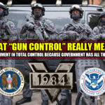 What Gun Control Really Means
