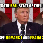 """What's the real """"state of the union""""? Do we even want to know?"""
