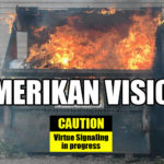 The Amerikan Vision: Virtue Signaling, Inquisitions & SJW Appeal