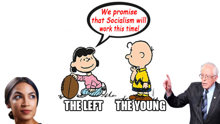 Why is each successive generation of public school product more Socialist than the last?