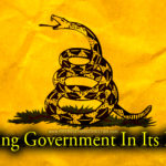 Putting Government In Its Place