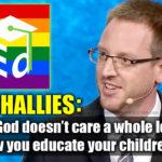 Take Tim Challies To School Day