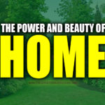 Our Golden Opportunity: Restoring the Power and Beauty of Home