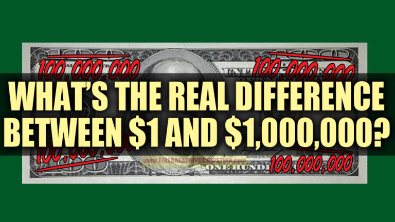 What's the difference between $1 and $1,000,000,000? Twelve keystrokes.