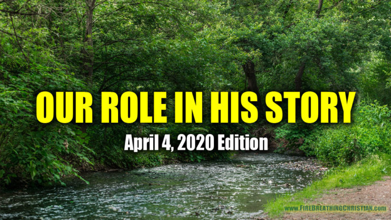 What I want my kids to know about how I saw the world on April 4, 2020.
