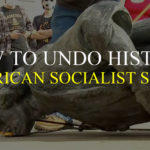 How to undo history, American Socialist style.